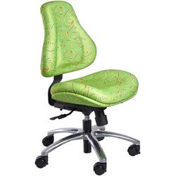 Детское кресло Mealux Y-128 Z Зеленый с рисунком (Y-128 Z)