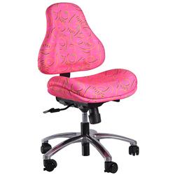 Детское кресло Mealux Y-128 P Розовый с рисунком (Y-128 P)